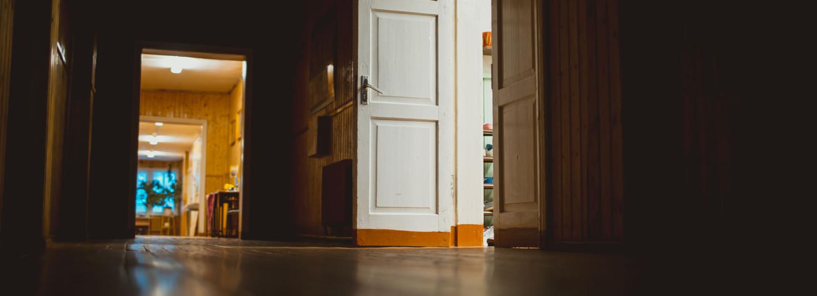 Двери школы всегда открыты