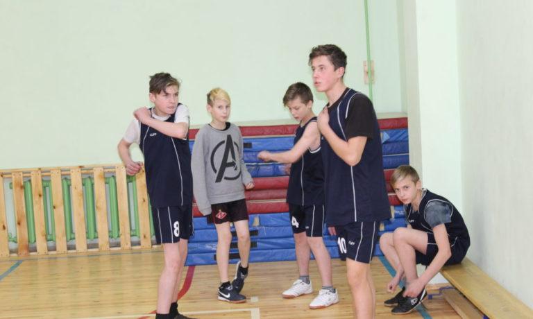 Товарищеская встреча спортсменов Судромы и Вельска.